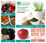 Ultimate Reset ~ Days 12 & 13