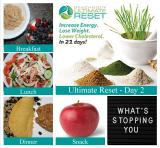 Ultimate Reset – Phase 1 – Day 2