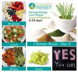 Ultimate Reset ~ Days 8 & 9